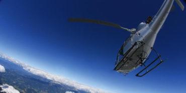 Hubschrauber Rundflug –die Berge Südtirols von ober erleben!
