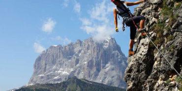 Klettern in Südtirol - ein ganz besonderes Erlebnis
