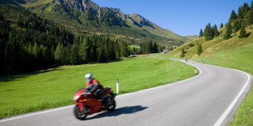 Motorradurlaub pur im Christophs Hotel in Schenna in Südtirol