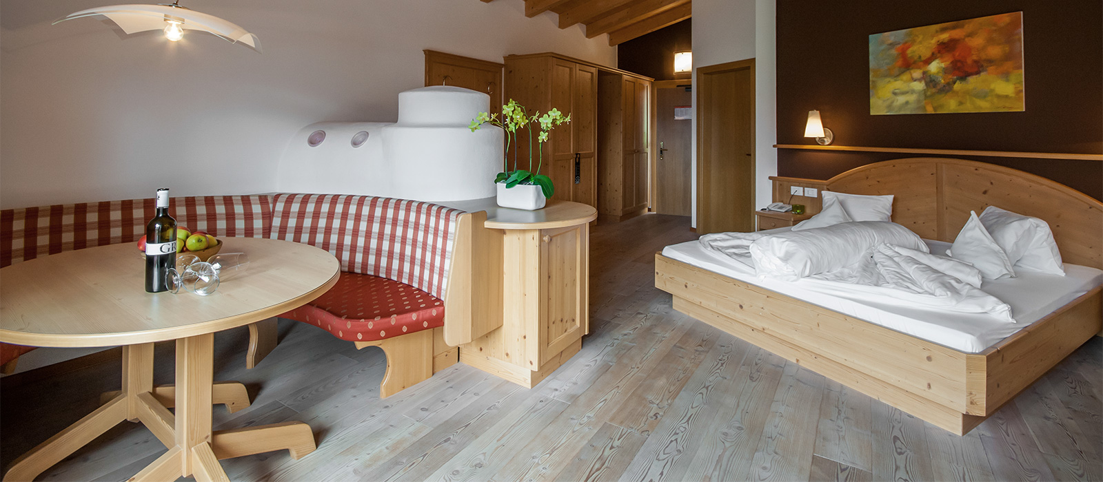Romantic Honeymoon Suite In Schenna Merano South Tyrol Italy